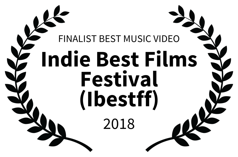 FINALIST BEST MUSIC VIDEO - Indie Best Films Festival Ibestff - 2018 Joakim Lund