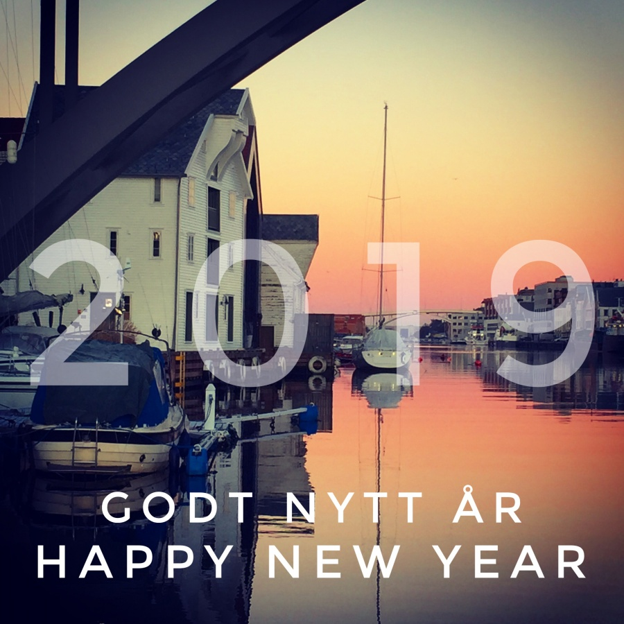 Happy New Year for 2019 - Joakim Lund